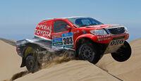 De Villiers / Zitzewitz - Dakar 2015 - Toyota