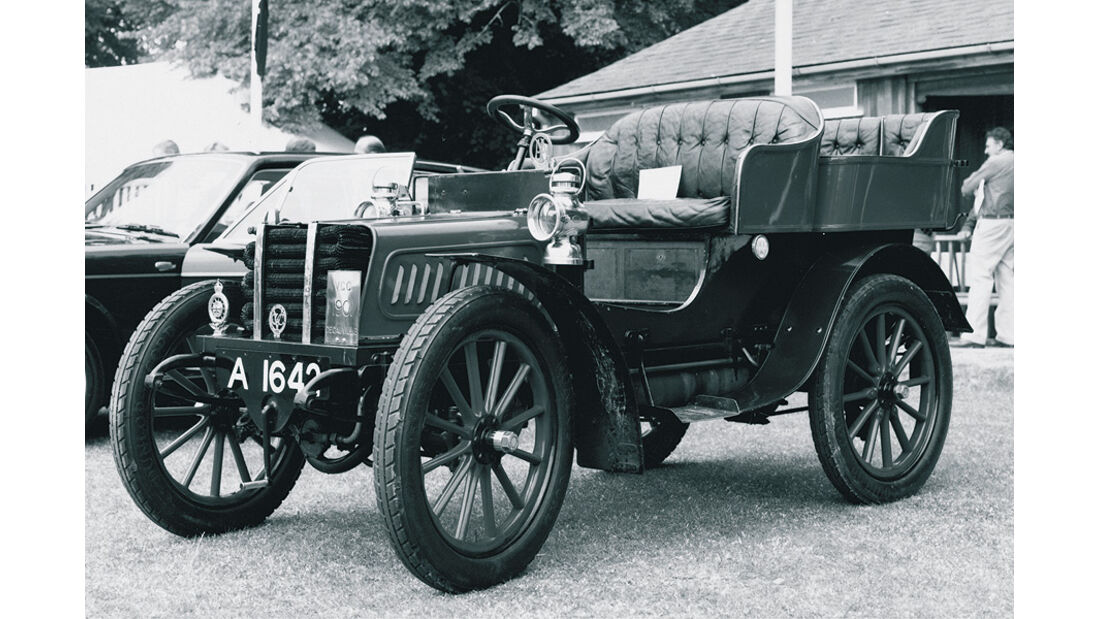 Decauville 10HP Bj.1901