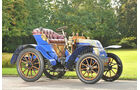 Deckert 8hp Two-seater Chassis