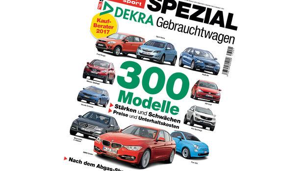 Dekra Report 2017 - Titel