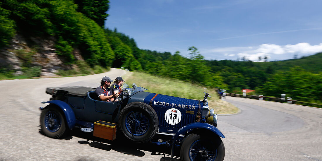 Delage D8S Open Tourer
