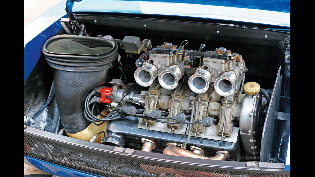 Delta 1, Motor
