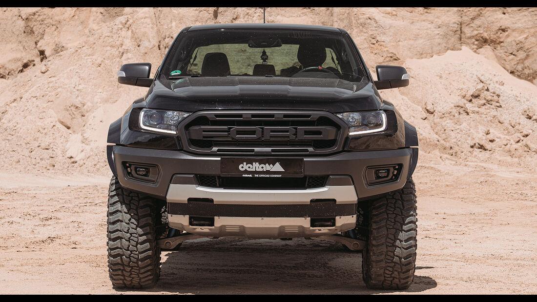 Delta 4x4 Ford Ranger Raptor