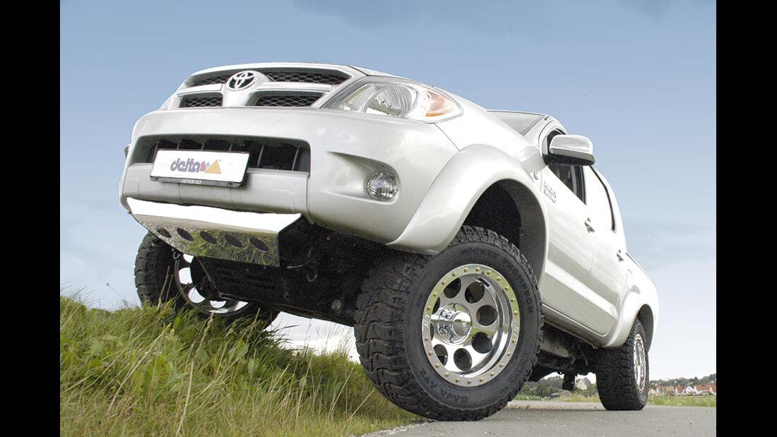 Delta 4x4 Toyota Hilux