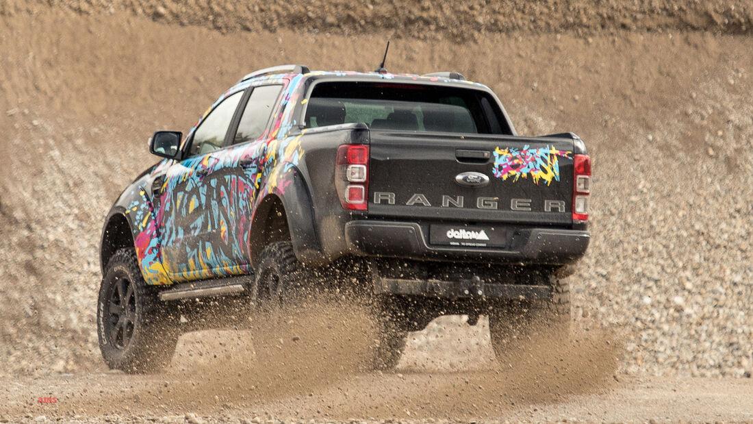 Delta 4x4 Tuning Ford Ranger