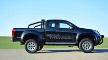 "Delta Bigfoot-Pickup Isuzu D-Max ""Tyrranos Rex"""