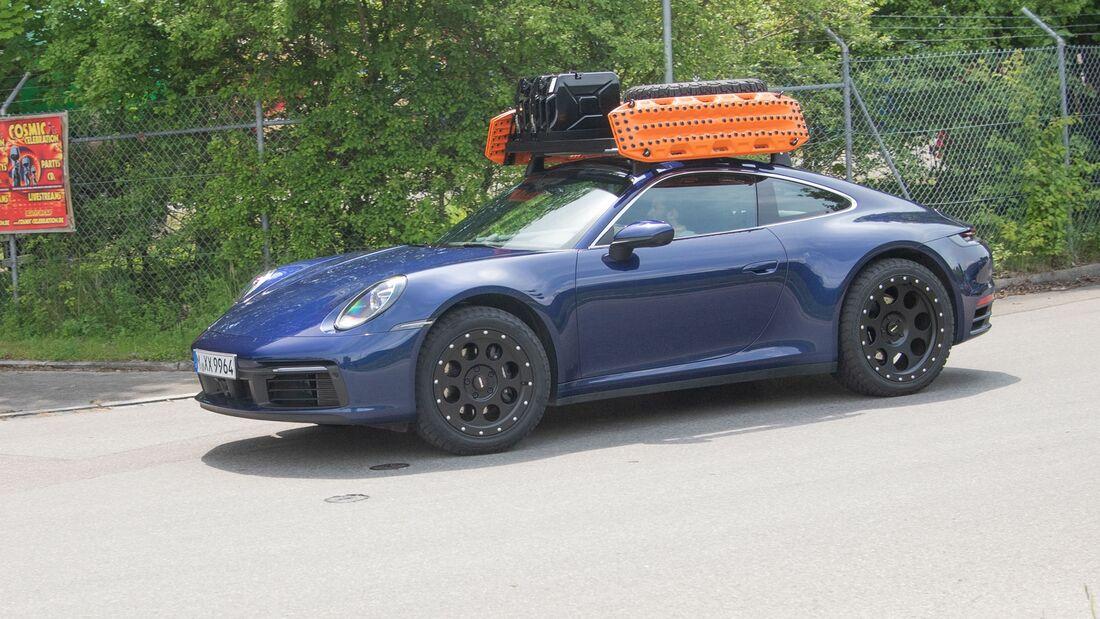 Delta Safari Porsche 911