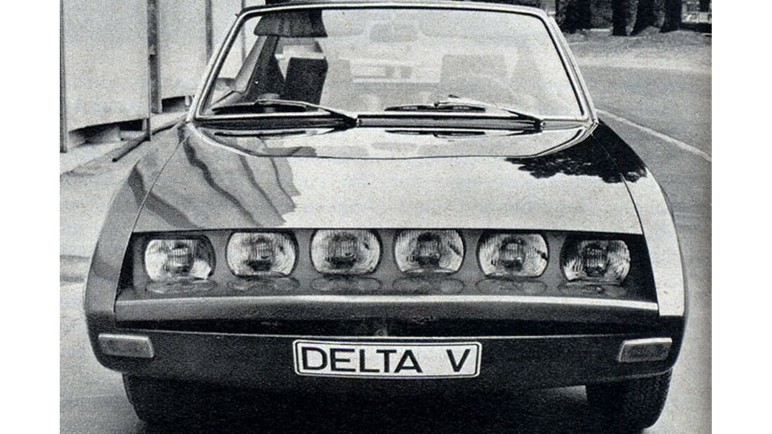 Delta V, IAA 1969