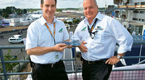 Delta-Wing-Konzept, Designer Bowlby, Highcroft-Boss Dayton