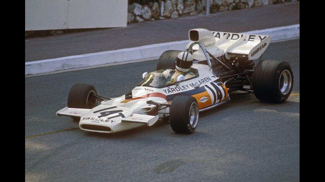 Denis Hulme - McLaren 1972