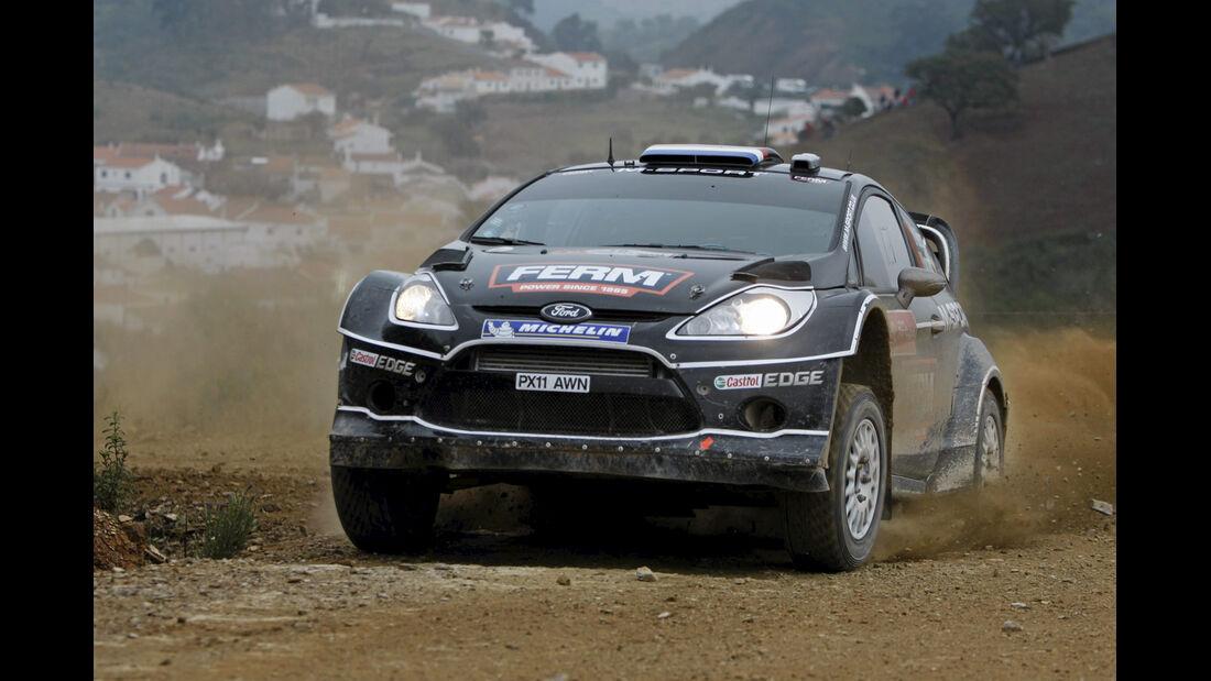Dennis Kuipers Rallye Portugal 2012