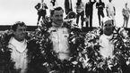 Denny Hulme - McLaren - Graham Hill - Lotus - Brian Redman - Cooper - GP Spanien 1968 - Jarama
