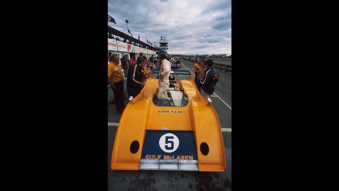 Denny Hulme - McLaren M20 - Can-Am - 1972