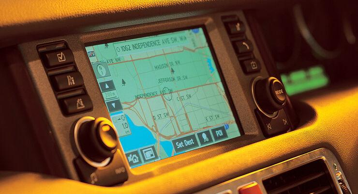 Denso Navigationssystem