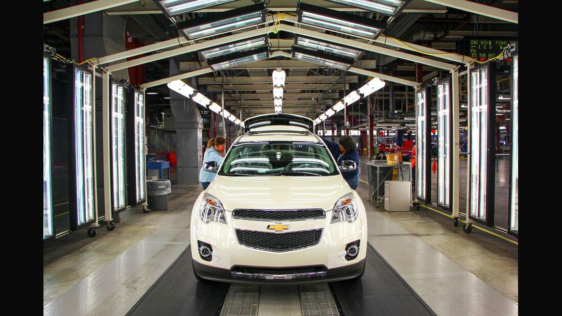 Der Boom der amerikanischen Automobilwirtschaft könnte schon bald an Schwung verlieren.