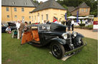 Der Jaguar SS1 Four Light Saloon von 1935