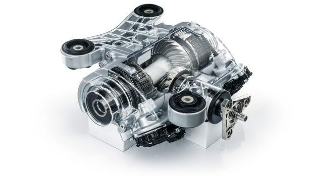 Der Torque Splitter des neuen Audi RS 3