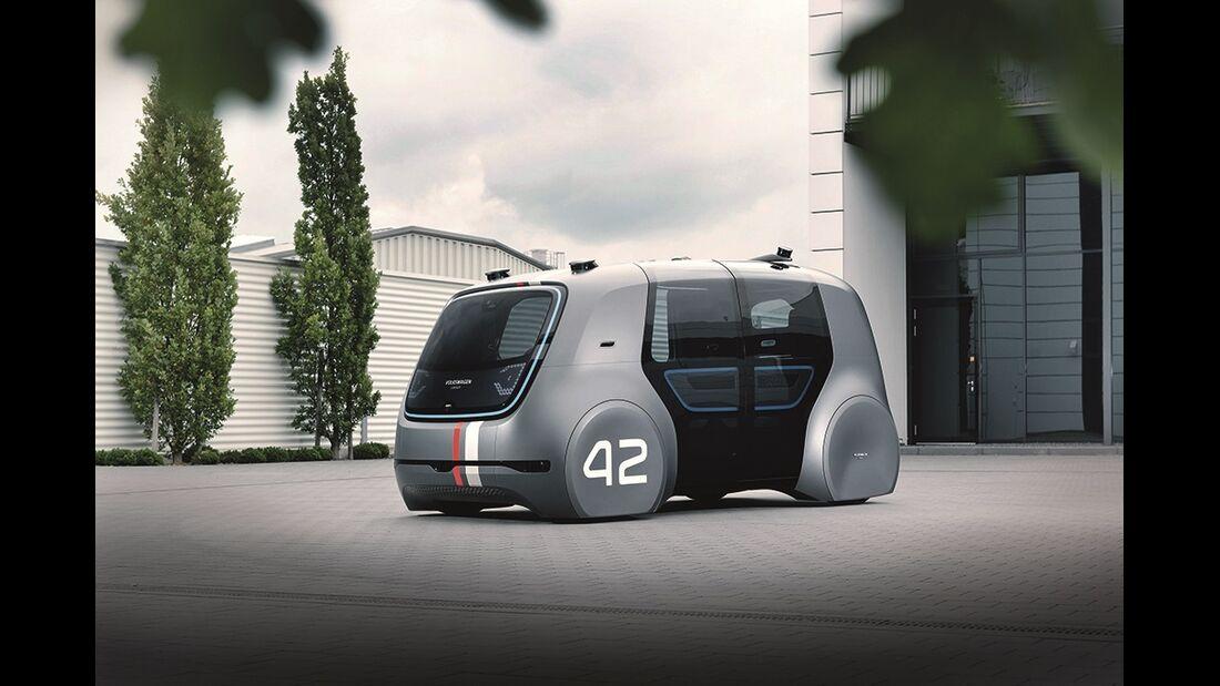 Der Volkswagen Konzern unterstützt die Hansestadt Hamburg und ITS Deutschland bei der Ausrichtung des Weltkongresses für Intelligente Transportsysteme (ITS) 2021