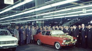 Der einmillionste Opel