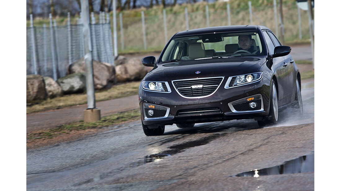 Der letzte Saab