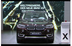 Der neue BMW X5 auf der IAA