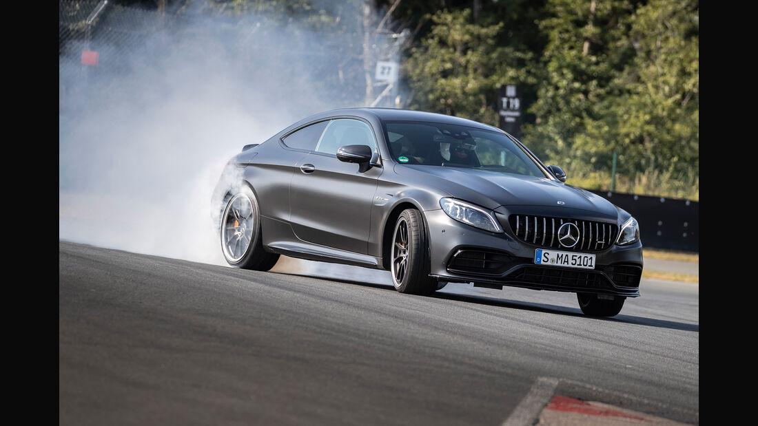 Der neue Mercedes-AMG C 63  Bilster Berg 2018 // The new Mercedes-AMG C 63  Bilster Berg 2018