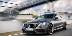 Der neue Mercedes-AMG C 63  Bilster Berg 2018 // The new Mercedes-AMG C 63  Bilster Berg 2018