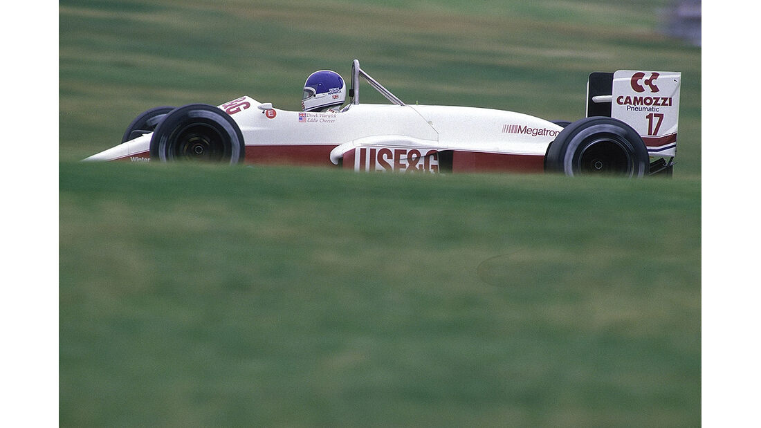 Derek Warwick, Arrows-Megatron A10 Turbo