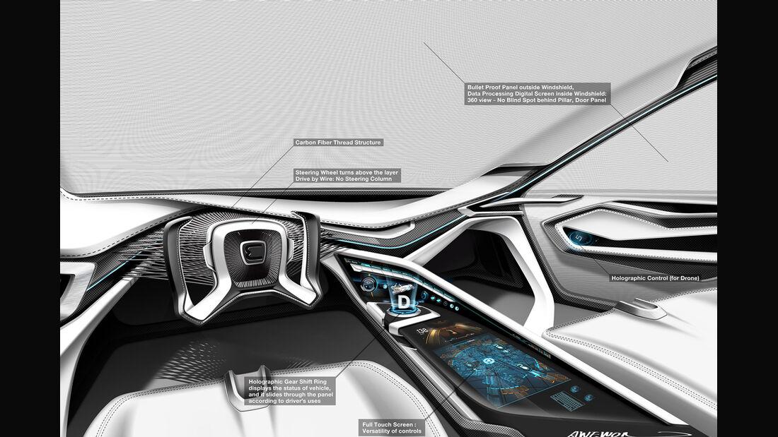 Design Challenge 2012 BMW E-Patrol