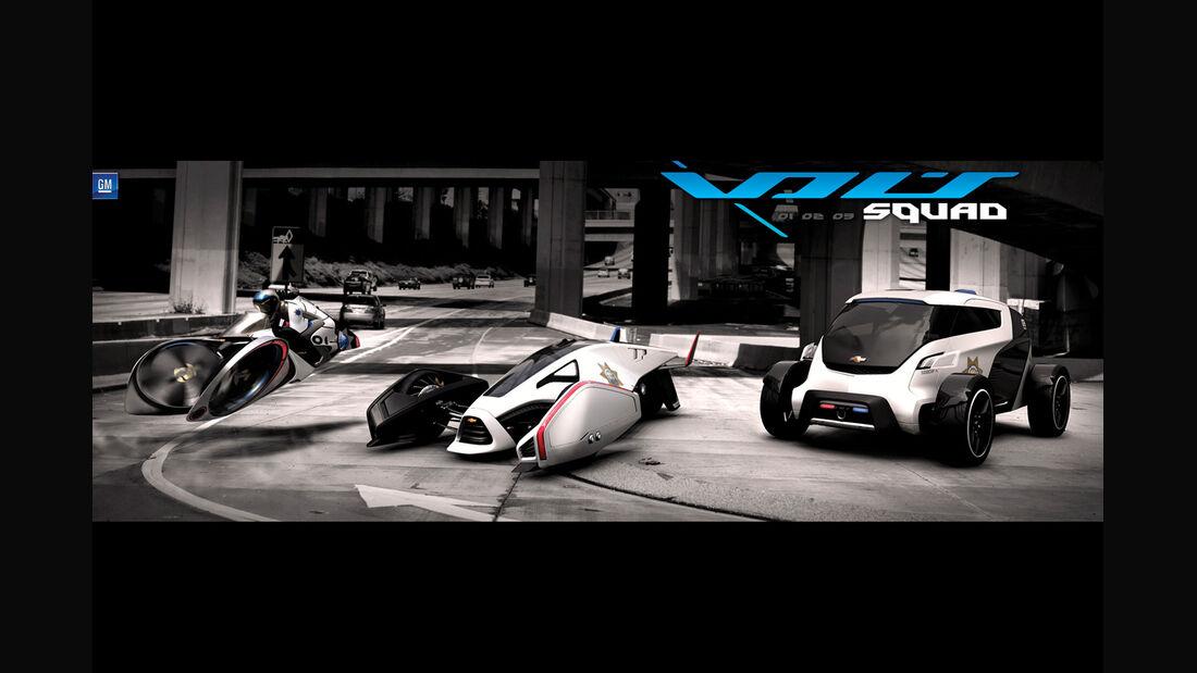 Design Challenge 2012 GM Volt Squad