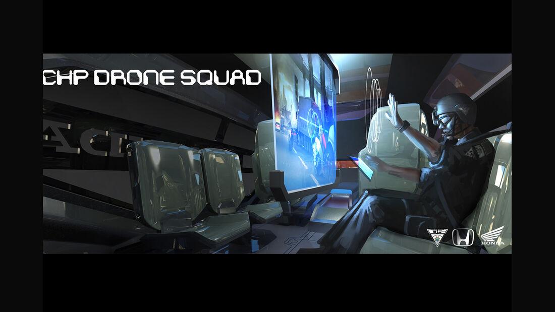 Design Challenge 2012 Honda CHP Drone Squad