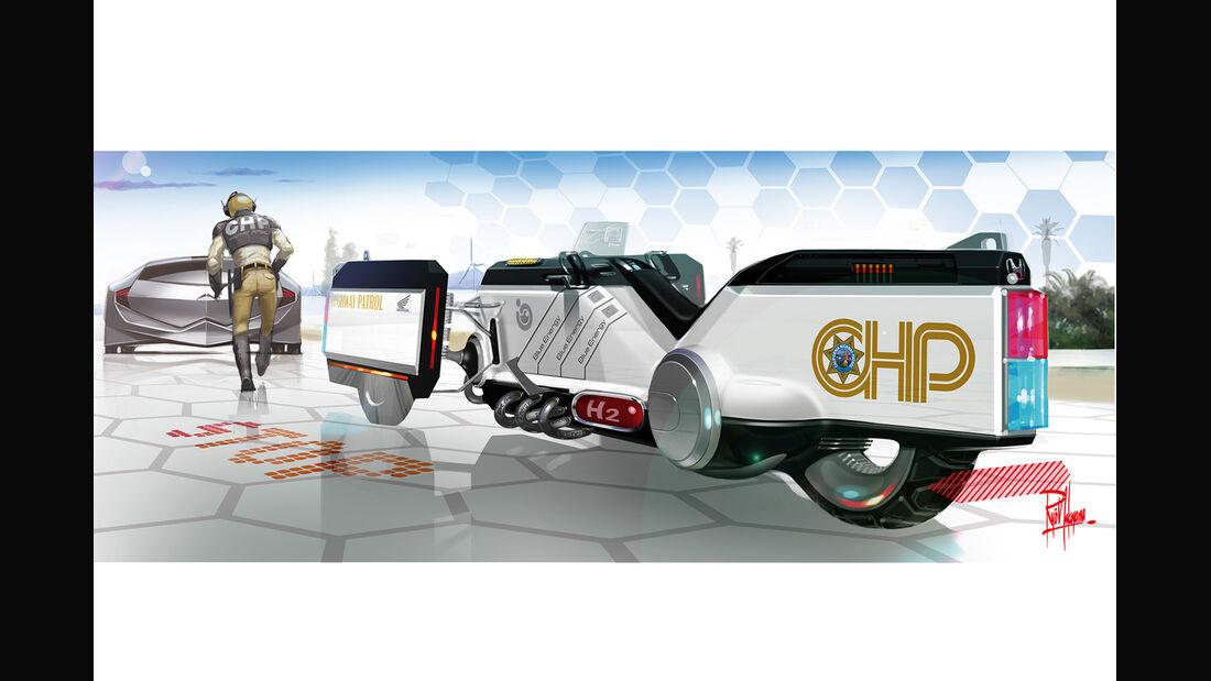 Design Challenge 2012 Honda CHiPs