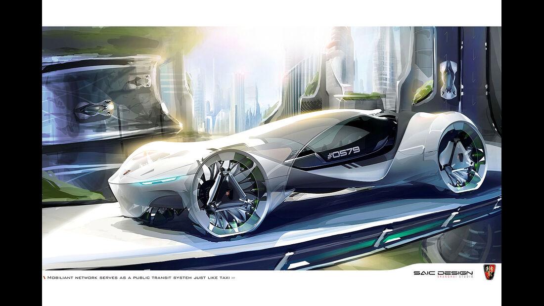Design Challenge LA Auto Show 2013