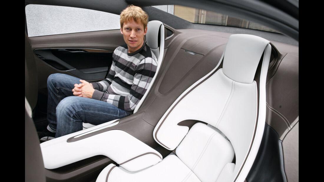 Designstudie Mazda Shinari Sitze