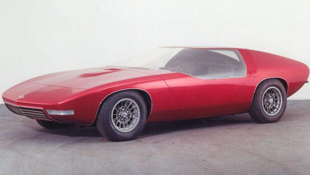 Designstudie Opel CD (1969)