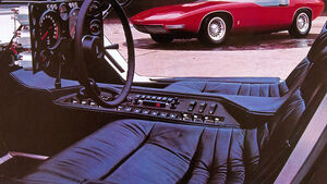 Designstudie Opel CD