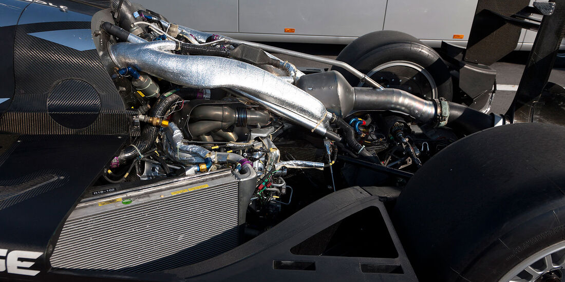 Detail, Audi R18 TDI
