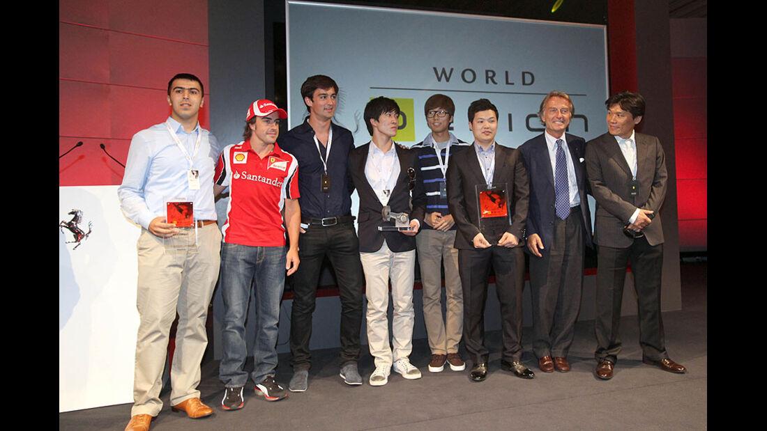 Detail, Ferrari World Design Contest 2011