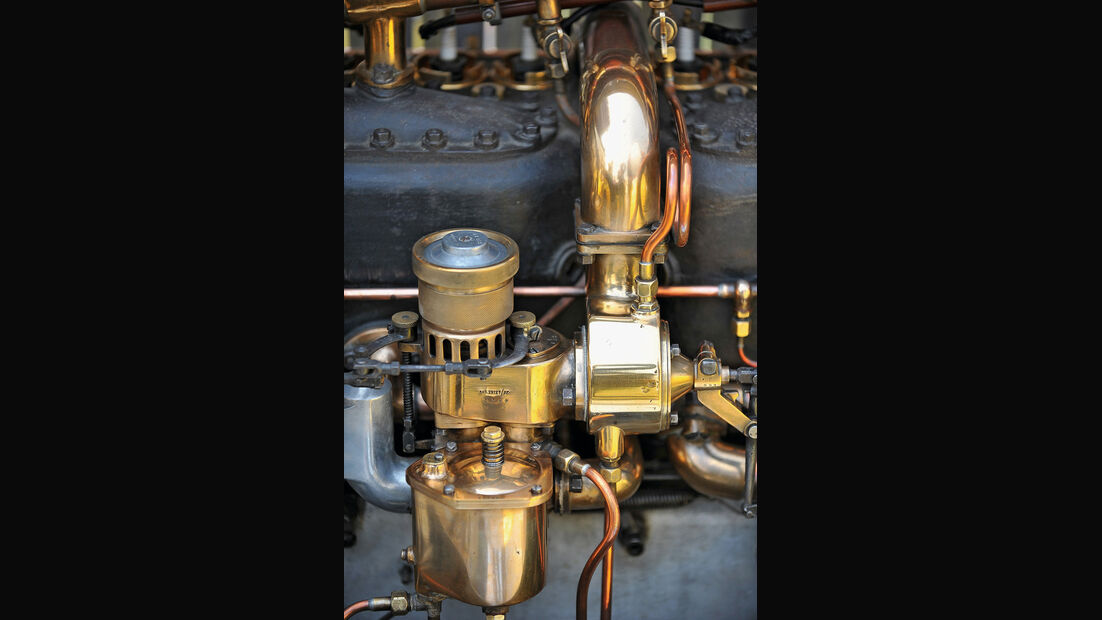 Detail, Motor, Oldtimer