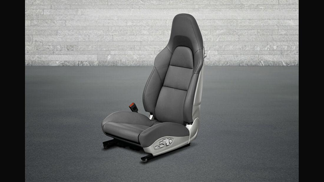 Detail, Sitze, Porsche 911 Carrera 991