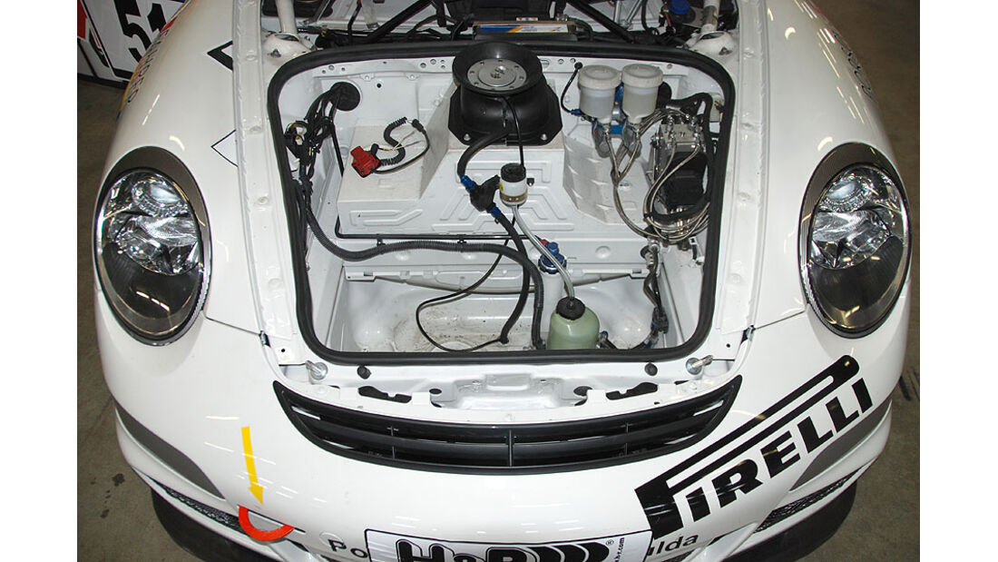 Detail, VLN, Porsche 911 GT3 Cup 997, Dörr Motorsport, #051