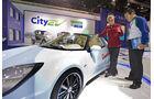 Detroit Motor Show, 2010, CT&T, Elektro, Autos, NAIAS