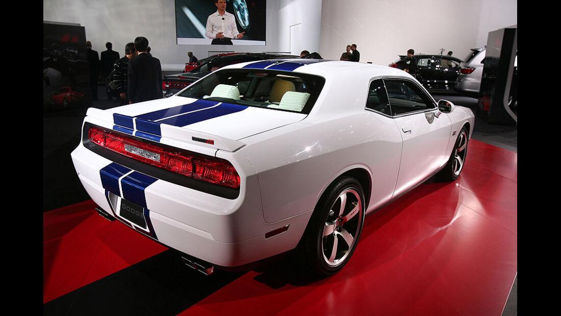 Detroit Motor Show 2011, Dodge Challenger SRT8