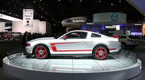Detroit Motor Show 2011, Ford Mustang