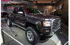 Detroit Motor Show 2011, GMC Sierra Heavy Duty