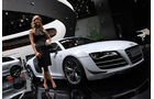 Detroit Motor Show 2011, Girls, Messe-Hostessen