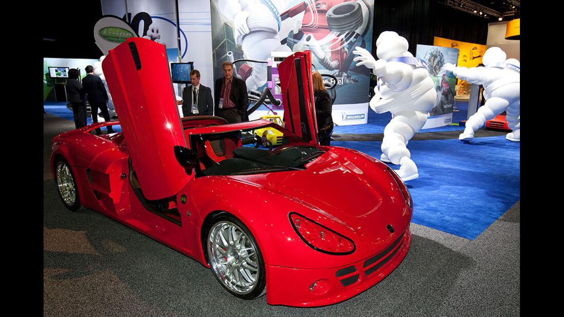 Detroit Motor Show 2011, Li-ion Motor