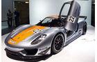 Detroit Motor Show 2011, Porsche 911 RSR