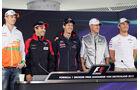 Deutsche F1-Piloten 2012