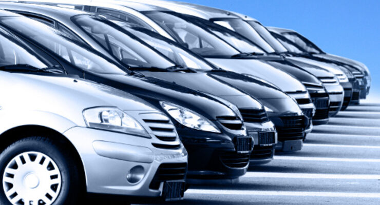 Deutscher Automarkt dreht 2010 ins Plus